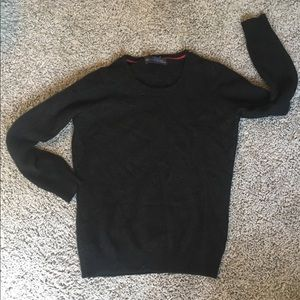 Pure Cashmere Black Sweater | Marks and Spencer